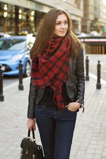 Шелковый шарф: как красиво завязать на шее (30 фото) — Видео советы