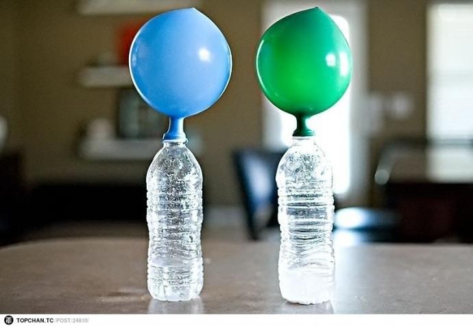 Чем заменить гелий для шариков