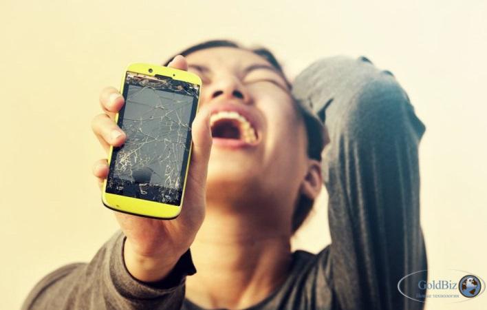 Если треснул экран; 5 лучших вариантов восстановить экран смартфона