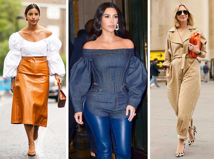 Как одеваться девушкам с широкими бедрами: 7 главных секретов
