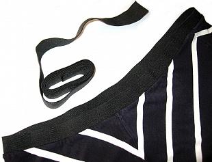 Способ расширить брюки или юбку