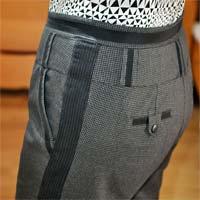 Как увеличить брюки в талии и бедрах