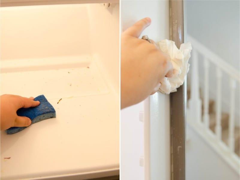 Как помыть холодильник за 7 шагов и устранить запахи с помощью 8 домашних средств