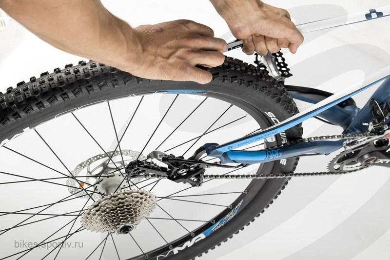 Секреты сборки заднего велосипедного колеса