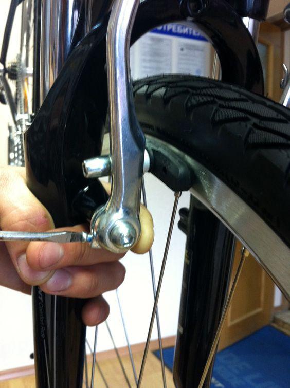 Как собрать и настроить велосипед из коробки? (31 фото, 6 мб. )