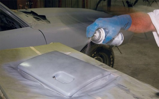 Как покрасить авто из баллончика; пошаговое руководство