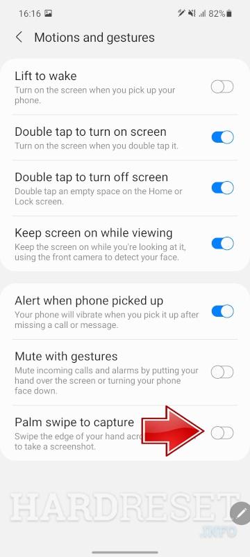 Создание скриншота на смартфоне Samsung Galaxy A7