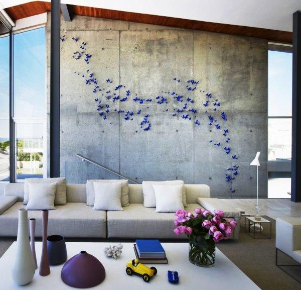 Трафареты бабочек из бумаги для декора стен: создайте удивительный дизайн своими руками