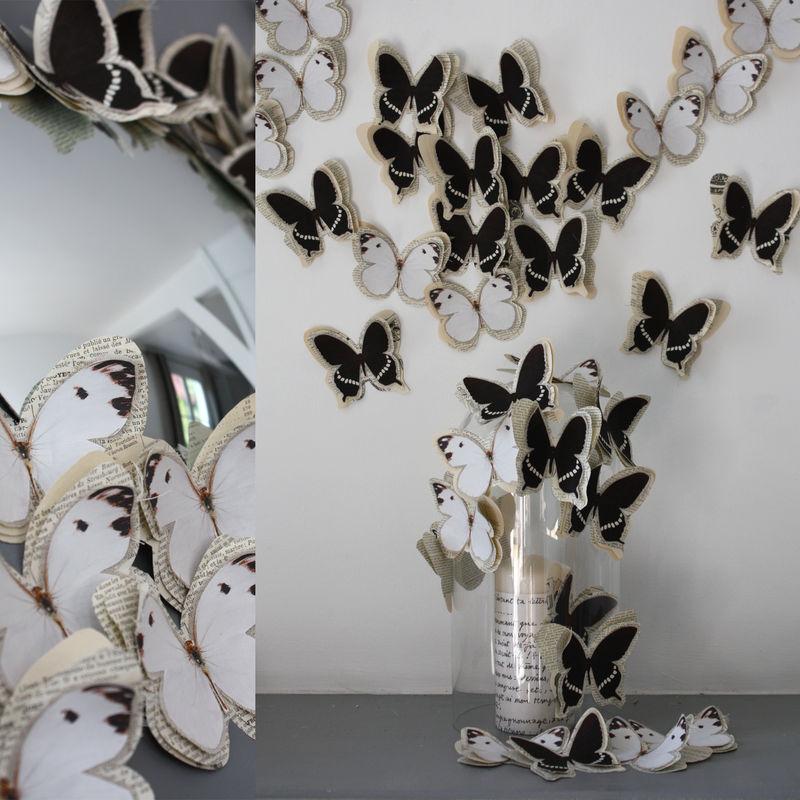 40 романтичных идей для декора интерьера: бабочки на стену своими руками