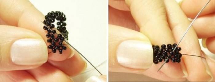 Как сделать браслет из бисера своими руками