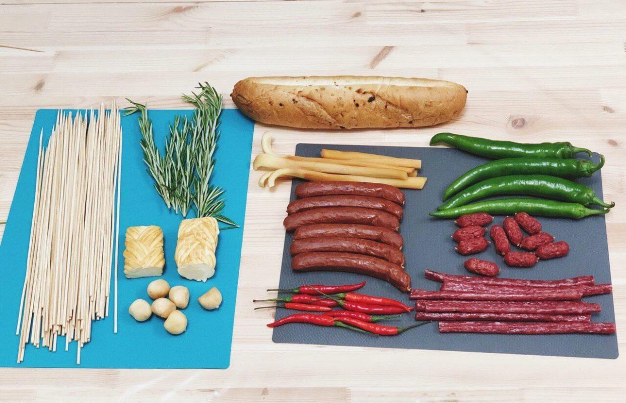 Купить букеты из колбасы с бесплатной доставкой по Санкт-Петербургу   Интернет магазин «ЦВЕТЫ ДЛЯ ДУШИ»
