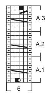 Повязка на голову спицами осень/зима 10 мк; схемы и описание