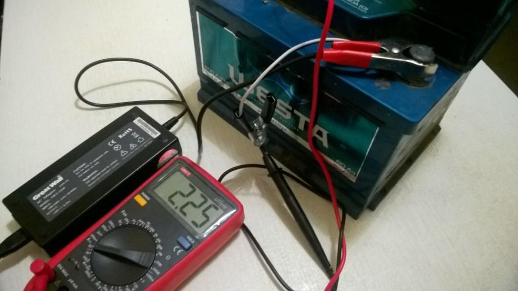 Зарядное устройство из блока питания ноутбука