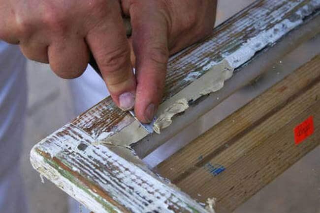 Ремонт и восстановление деревянных окон своими руками