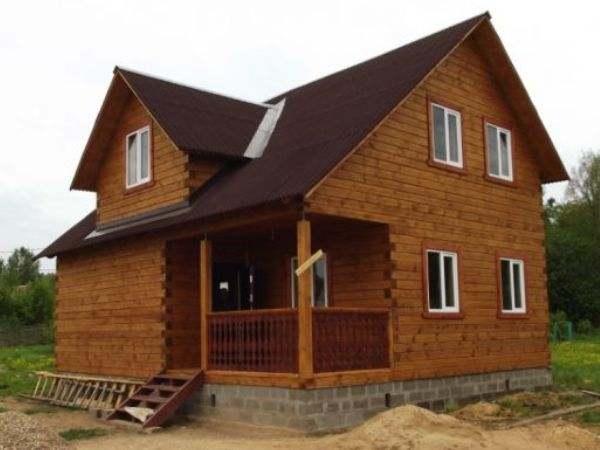 Чем обшить дом снаружи: материалы для отделки фасада