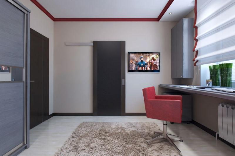 Дизайн квартиры в панельном доме; основные принципы оформления интерьера (70 фото)