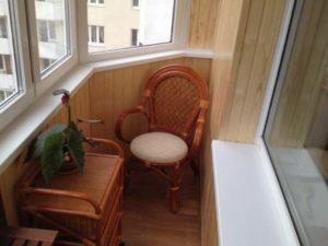 Как обустроить маленький балкон своими руками внутри по простому и дешево: Пошаговая инструкция Фото и Видео