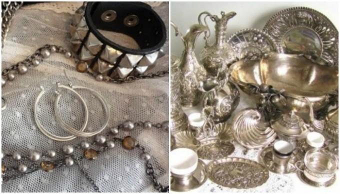 Как почистить серебро дома? Простые и доступные способы чистки серебра