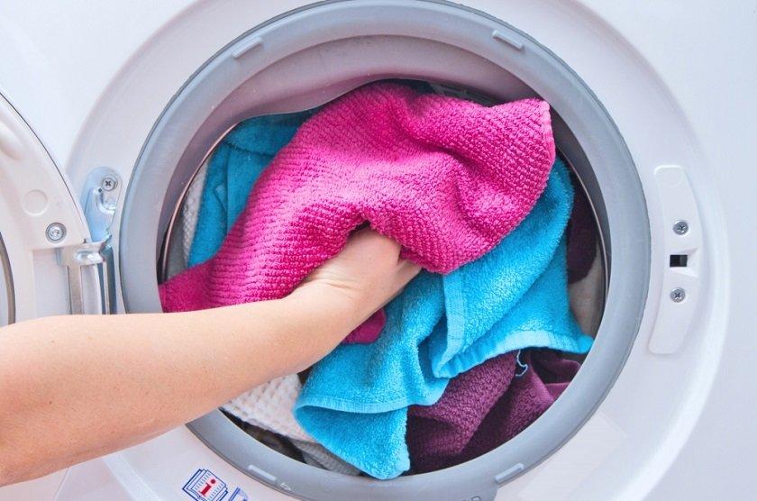 Как отстирать кухонные полотенца от застарелых жирных пятен