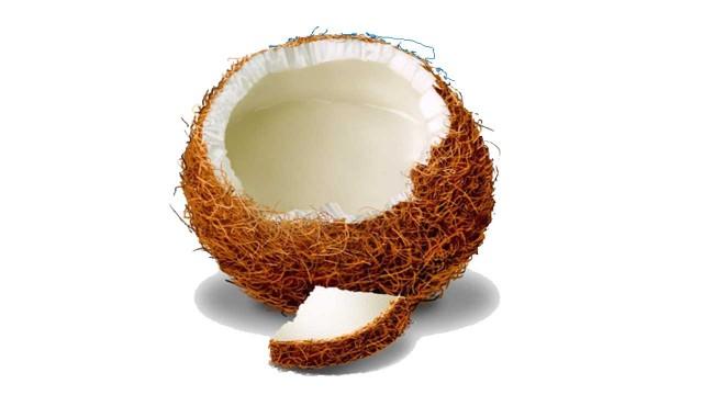 Как открыть кокос за пару секунд без подручных средств