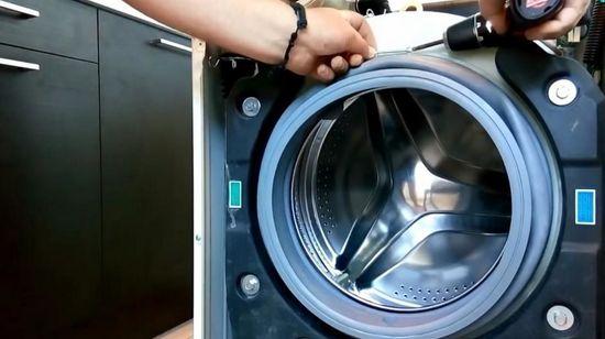 Ремонтируем дверцу стиральной машины самостоятельно