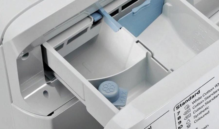 Как и чем очистить лоток для порошка в стиральной машине