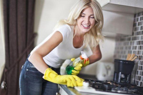 Как в домашних условиях отмыть решетки газовой плиты