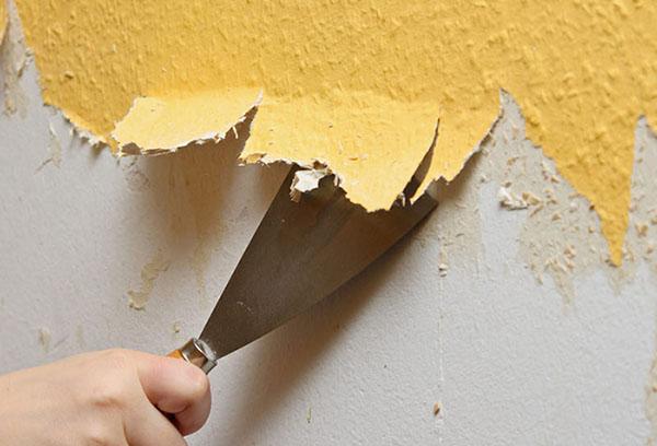 Тонкости ремонта: как быстро и легко снять обои