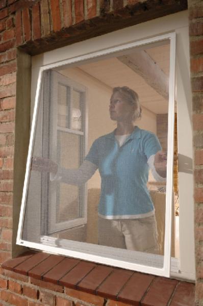 Размеры москитной сетки для пластиковых окон