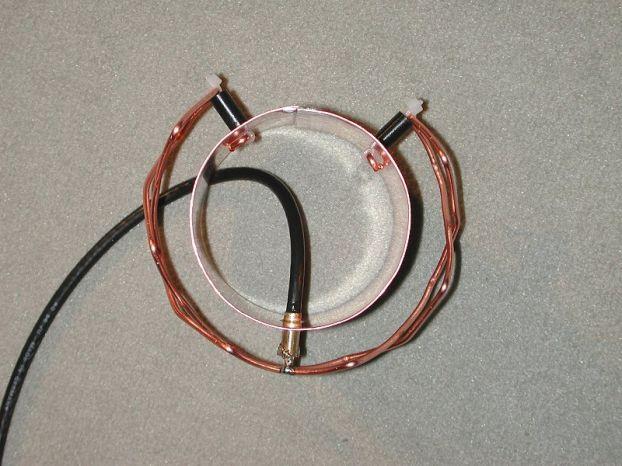 Антенна двойной Bi-Quad (двойная восьмерка) W-LAN Wi-Fi 2,4 ГГц. Сделай сам