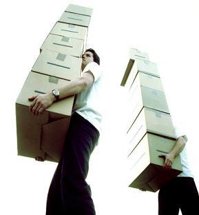 Как правильно поднимать и переносить тяжести