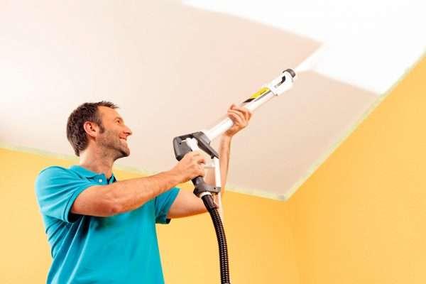 Советы и рекомендации по покраске потолка без разводов