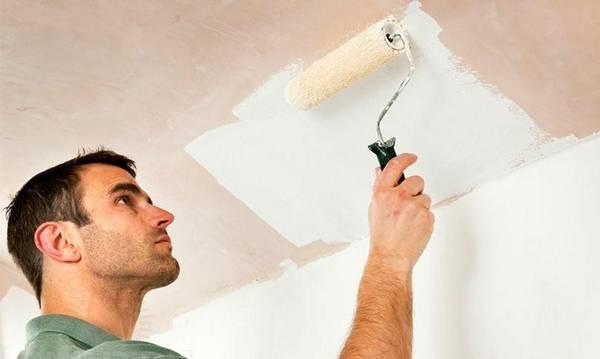 Обновляем поверхность просто: водоэмульсионная краска для стен и потолков