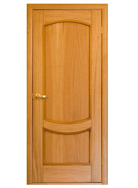 Дверь из деревянных досок в сарай просто и надежно
