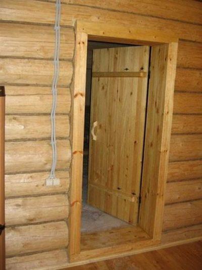 Все об изготовлении деревянной ручки для двери своими руками