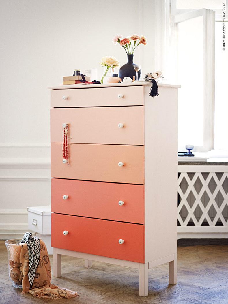 Идеи декорирования шкафа своими руками