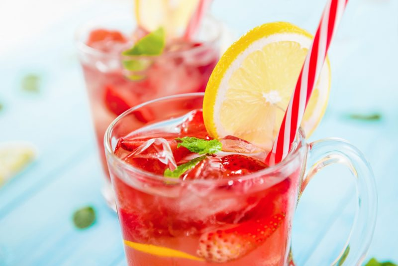Рецепт лимонада в домашних условиях