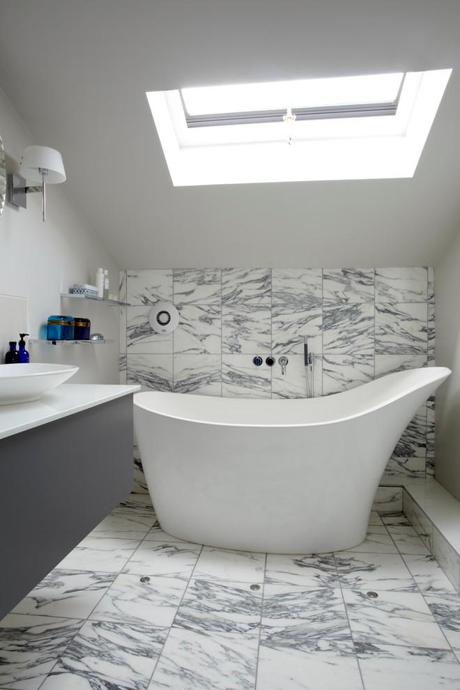 10 советов, которые помогут создать шикарный интерьер в компактной ванной комнате