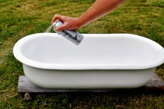 Как в домашних условиях покрасить ванну: способы и средства