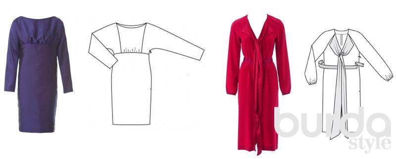 Как сшить платье: советы начинающим