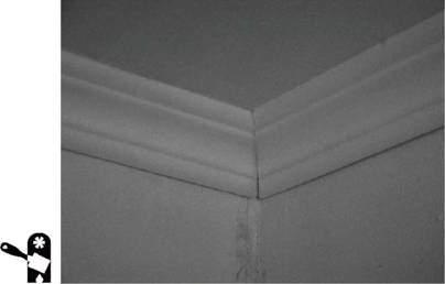 Как стыковать потолочный плинтус: тонкости установки; Опубликовано в: Особенности монтажа; Метки: плинтус, стык