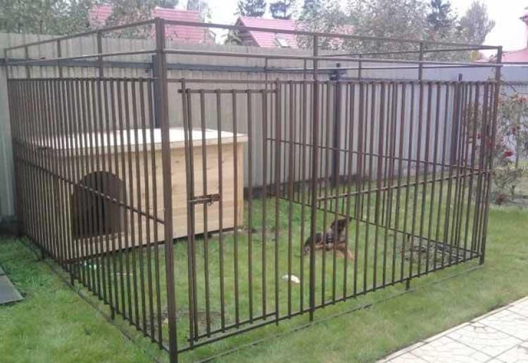 Пошаговая инструкция по строительству вольера для вашей собаки