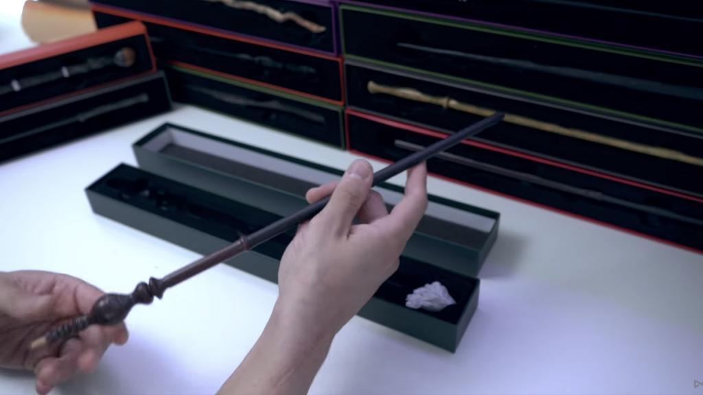 Как сделать волшебную палочку своими руками