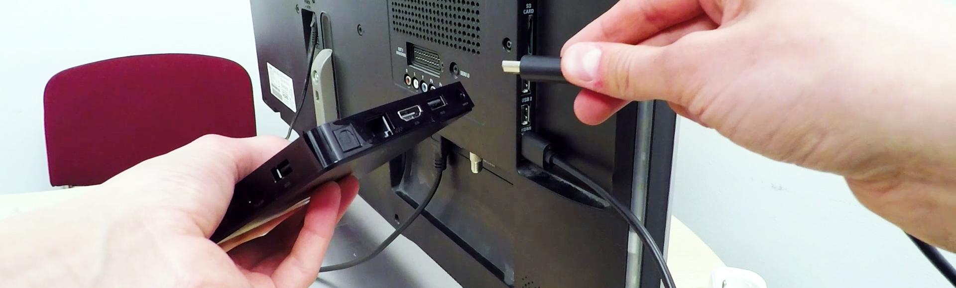 Как подключить цифровую ТВ приставку к телевизору LG правильно