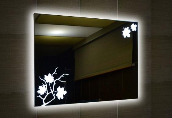 Мастер-класс по изготовлению зеркала с подсветкой своими руками