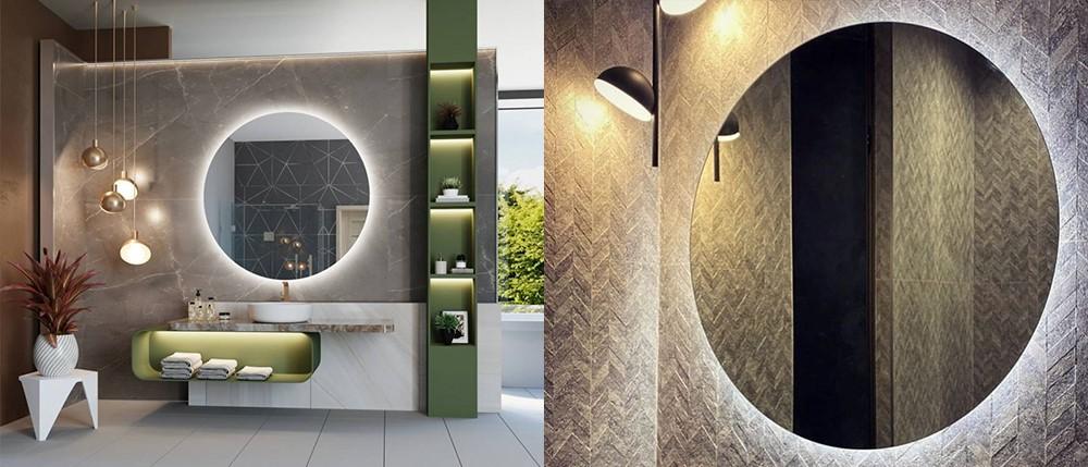 8 причин установить в ванной комнате зеркало с подсветкой