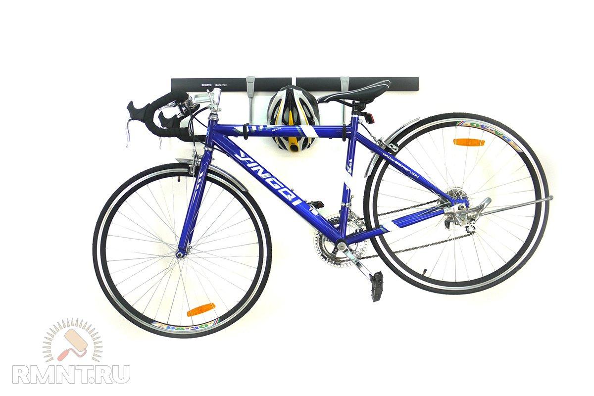 Все виды креплений для хранения велосипедов: от улицы до квартиры