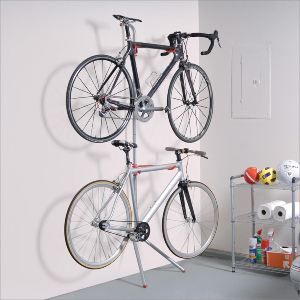Как хранить велосипед дома: 12 необычных примеров