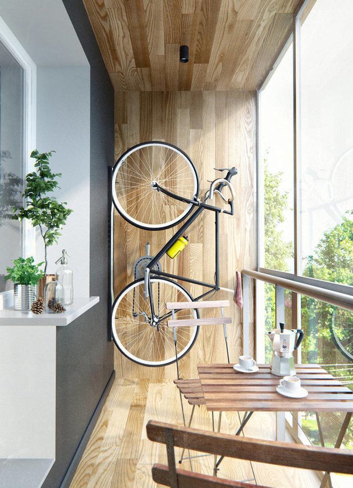 Как и где лучше хранить велосипед зимой