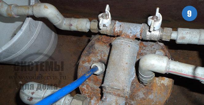 Как провести воду в частный дом: этапы работ, возникающие проблемы и способы их решения